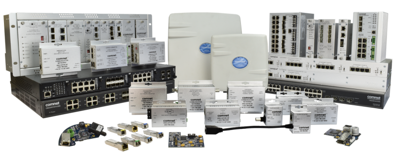 ComNet Complete Product Line