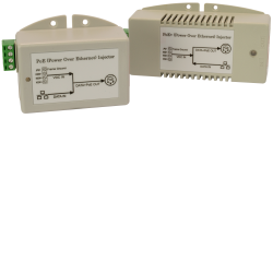 Example of DC to DC Power over Ethernet Injector