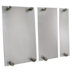 Example of Blank Filler Panels For C1 Card Cage