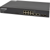 8 Port Managed Ethernet Switch w/PoE | CWGE2FE8MSPOE+
