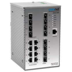 Example of 12-Port Managed Gigabit Switch