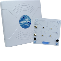 Example of Environmentally Hardened Dual Radio Wireless Ethernet Device