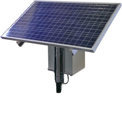Example of Solar Power Ethernet Kit For Remote Locations 15 Watts Continuous Power System With 6 Hours Of Peak Sunlight