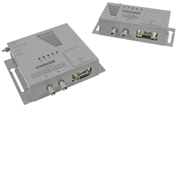 Example of Substation-Rated RS-422 and RS-485 2/4 Wire Data Link/Repeater