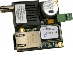 Example of 10/100 Mbps Ethernet Electrical To Optical Media Converter For Internal Mounting
