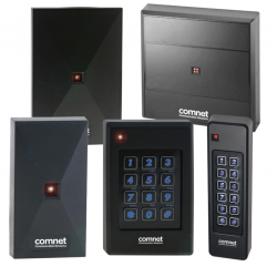 Example of Proximity Readers For VBB And VLB Access Control Platforms
